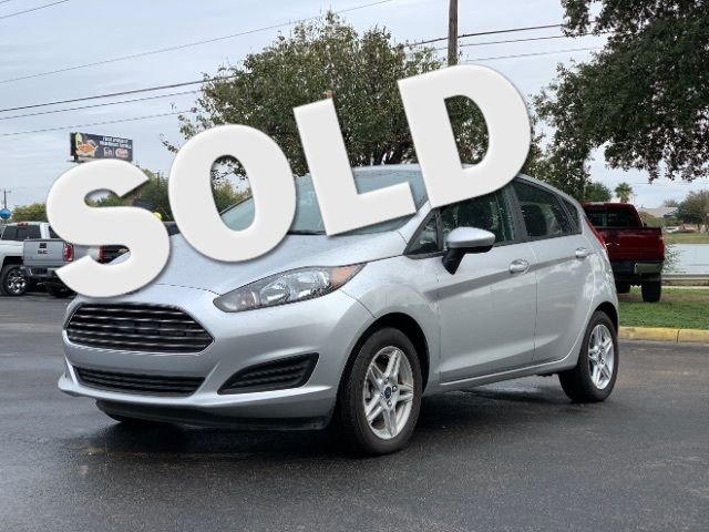 2019 Ford Fiesta SE in San Antonio, TX 78233