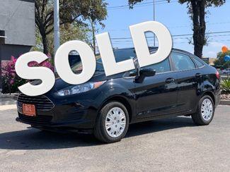 2019 Ford Fiesta S in San Antonio, TX 78233