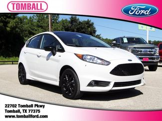 2019 Ford Fiesta ST Line in Tomball, TX 77375