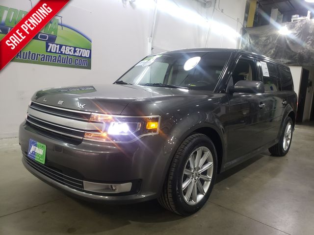2019 Ford Flex AWD Warranty Limited