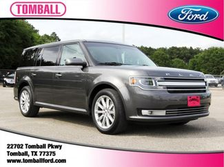 2019 Ford Flex Limited in Tomball, TX 77375