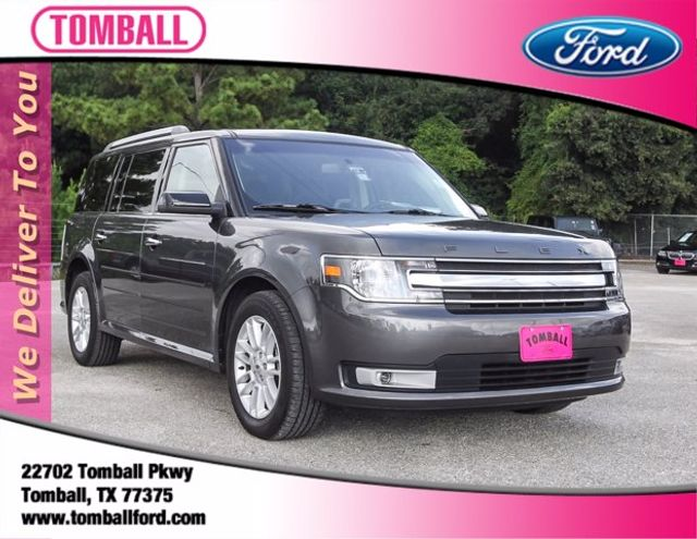 2019 Ford Flex SEL in Tomball, TX 77375