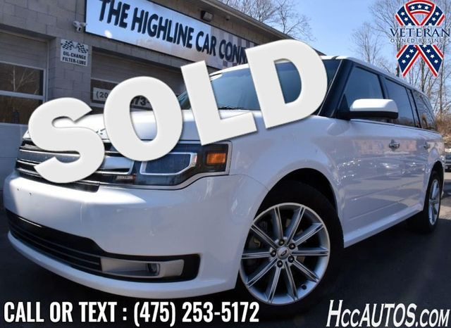 2019 Ford Flex Limited Waterbury, Connecticut