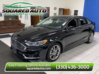 2019 Ford Fusion SEL in Akron, OH 44320