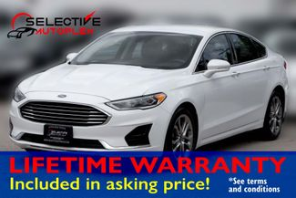 2019 Ford Fusion, Back-Up Camera,leather Seats,Heated Seats, SEL in Addison, TX 75001