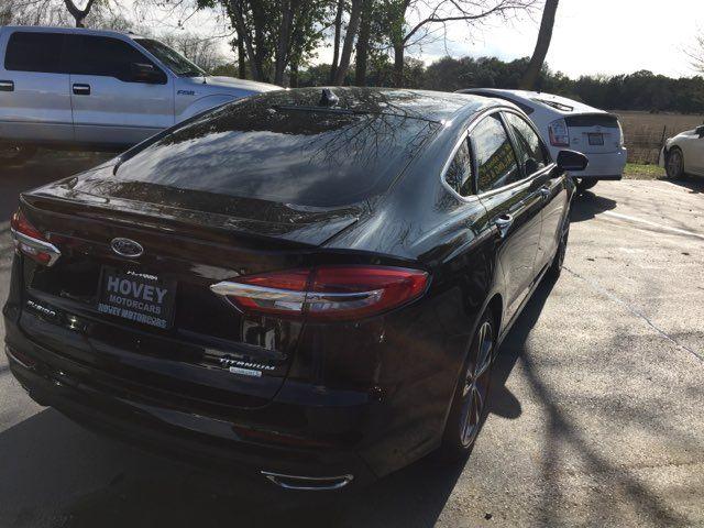 2019 Ford Fusion Titanium in Boerne, Texas 78006
