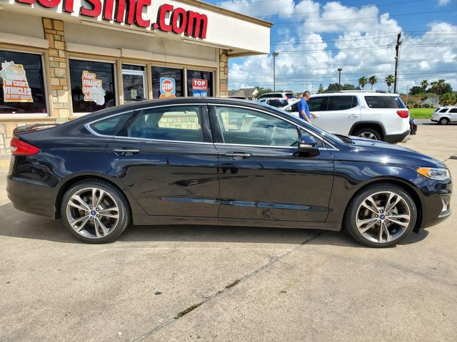 2019 Ford Fusion Titanium in Brownsville, TX 78521