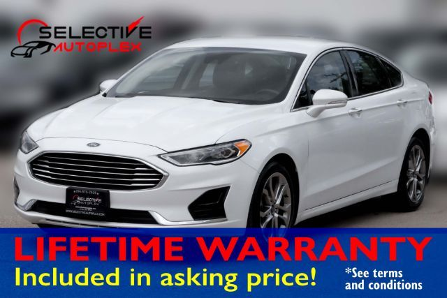 2019 Ford Fusion SEL, LEATHER SEATS, REMOTE START, BACKUP CAM
