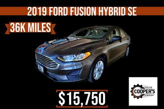 2019 Ford Fusion Hybrid SE in Albuquerque, NM 87106