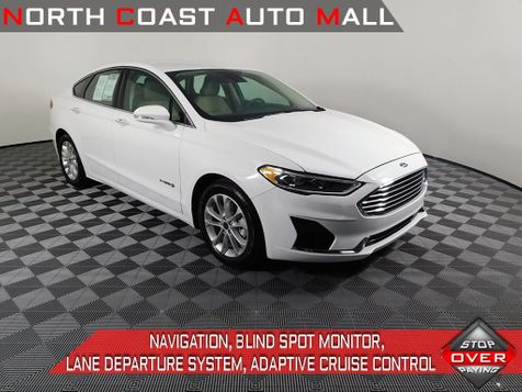 2019 Ford Fusion Hybrid SEL in Cleveland, Ohio