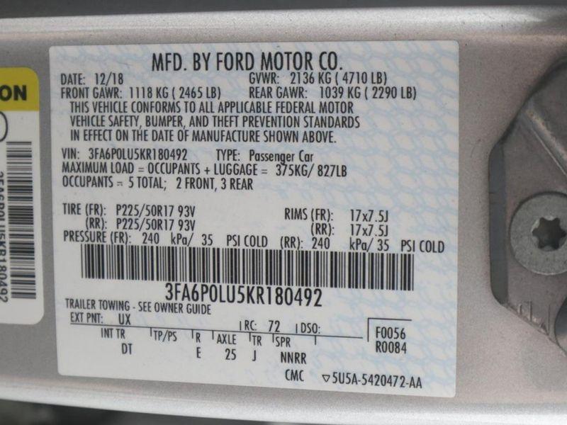 2019 Ford Fusion Hybrid SE  city Ohio  North Coast Auto Mall of Cleveland  in Cleveland, Ohio