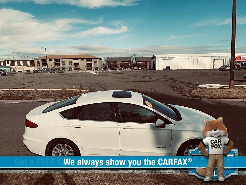 2019 Ford Fusion Hybrid 4d Sedan FWD SE  city MT  Bleskin Motor Company   in Great Falls, MT