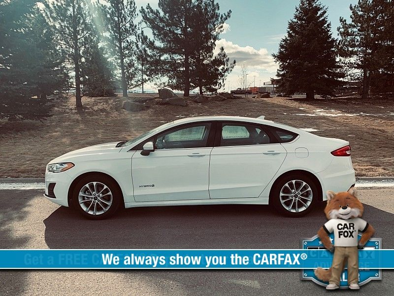 2019 Ford Fusion Hybrid 4d Sedan FWD SE  city MT  Bleskin Motor Company   in Great Falls, MT
