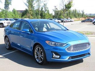 2019 Ford Fusion Hybrid Titanium in Kernersville, NC 27284