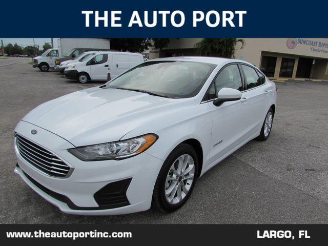 2019 Ford Fusion Hybrid SE W/NAVI