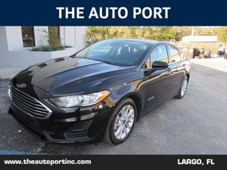 2019 Ford Fusion Hybrid SE W/NAVI in Largo, Florida 33773