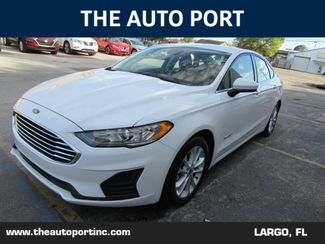2019 Ford Fusion Hybrid SE W/NAVI in Largo, Florida 33773