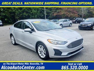 "2019 Ford Fusion Hybrid SE w/Navigation/ SYNC / 17"" Aluminum Wheels in Louisville, TN 37777"