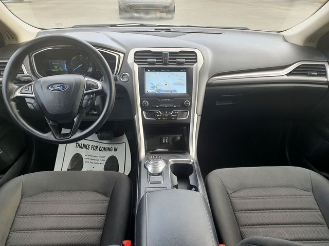"2019 Ford Fusion Hybrid SE w/Navigation/ SYNC / 17"" Aluminum Wheels in Louisville, TN 37777"