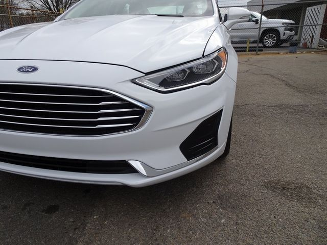 2019 Ford Fusion Hybrid SEL Madison, NC 9