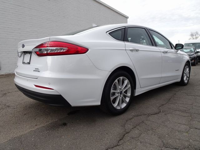 2019 Ford Fusion Hybrid SEL Madison, NC 1