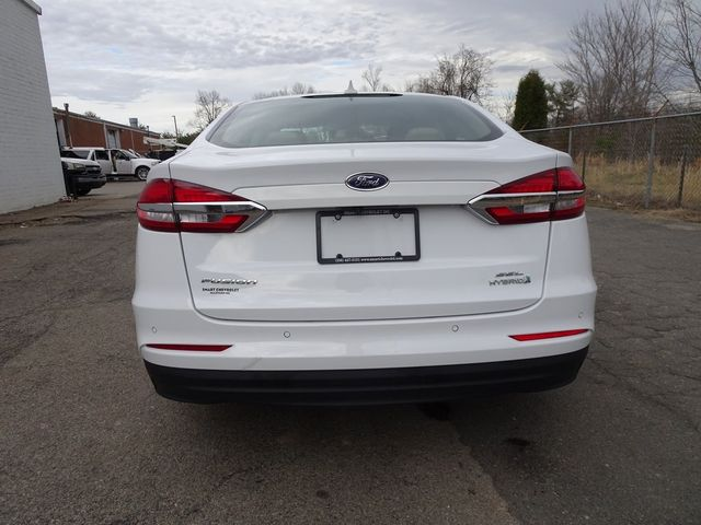 2019 Ford Fusion Hybrid SEL Madison, NC 2