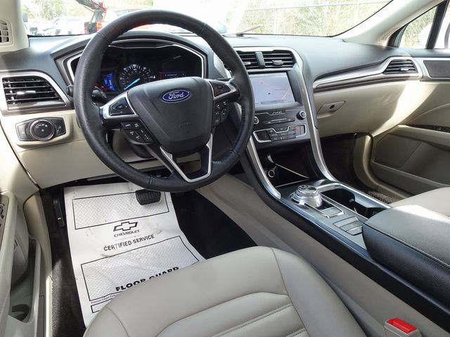 2019 Ford Fusion Hybrid SEL Madison, NC 36