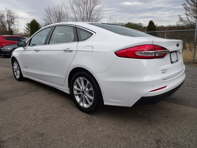 2019 Ford Fusion Hybrid SEL Madison, NC 3