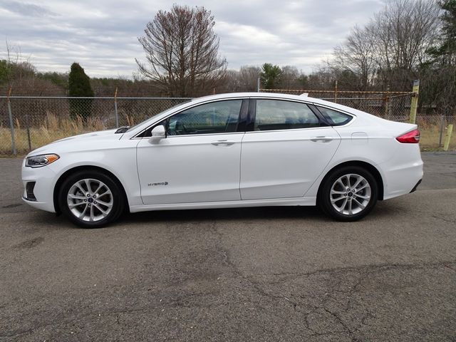 2019 Ford Fusion Hybrid SEL Madison, NC 4