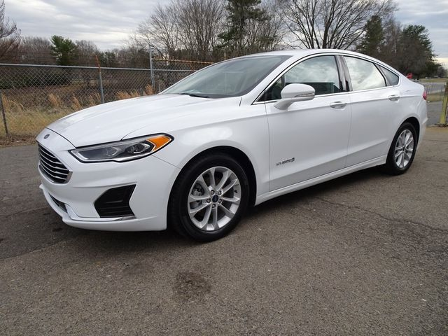 2019 Ford Fusion Hybrid SEL Madison, NC 5