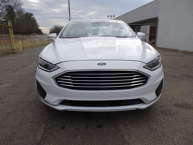 2019 Ford Fusion Hybrid SEL Madison, NC 6
