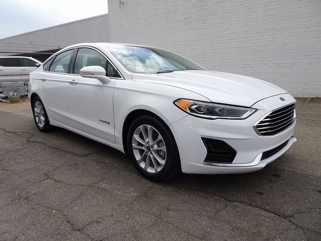 2019 Ford Fusion Hybrid SEL Madison, NC 7