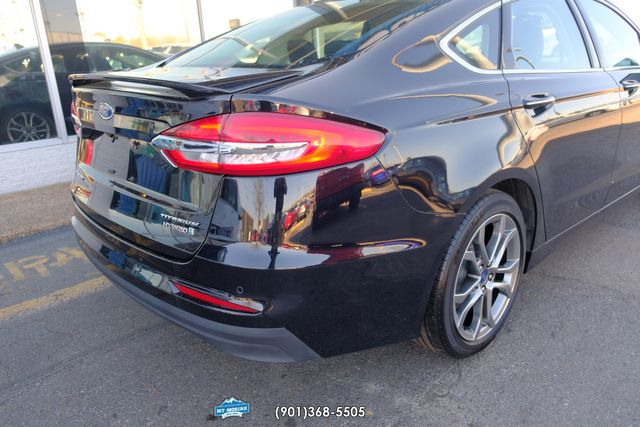 2019 Ford Fusion Hybrid Titanium in Memphis, Tennessee 38115
