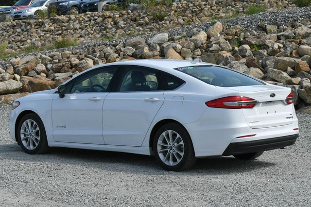 2019 Ford Fusion Hybrid SE Naugatuck, Connecticut 2