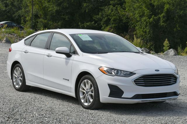 2019 Ford Fusion Hybrid SE Naugatuck, Connecticut 6