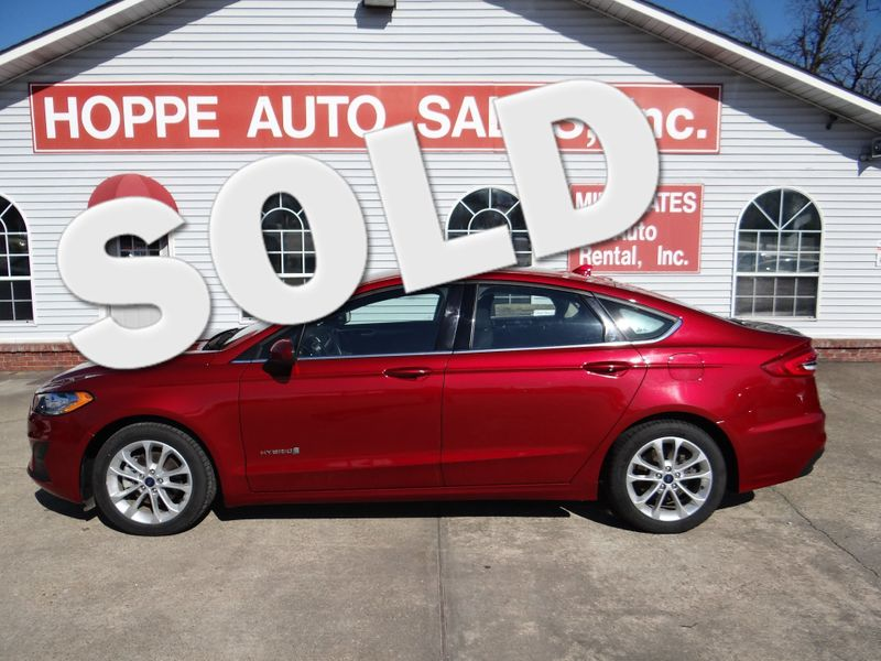 2019 Ford Fusion Hybrid SE | Paragould, Arkansas | Hoppe Auto Sales, Inc. in Paragould Arkansas