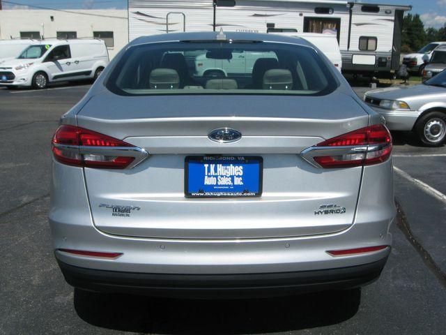 2019 Ford Fusion Hybrid SEL in Richmond, VA, VA 23227