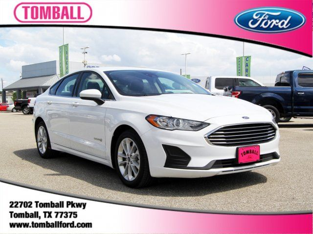 2019 Ford Fusion Hybrid SE in Tomball, TX 77375