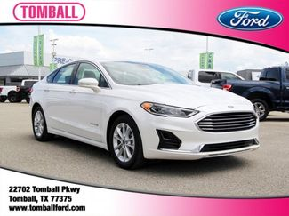 2019 Ford Fusion Hybrid SEL in Tomball, TX 77375