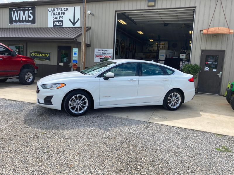 2019 Ford Fusion Hybrid SE  in , Ohio