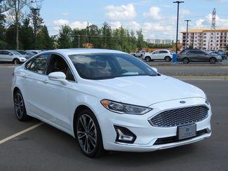 2019 Ford Fusion Titanium in Kernersville, NC 27284