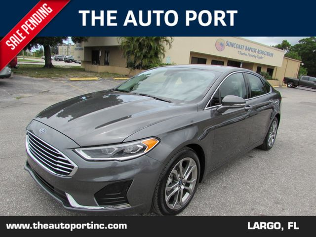 2019 Ford Fusion SEL in Largo, Florida 33773