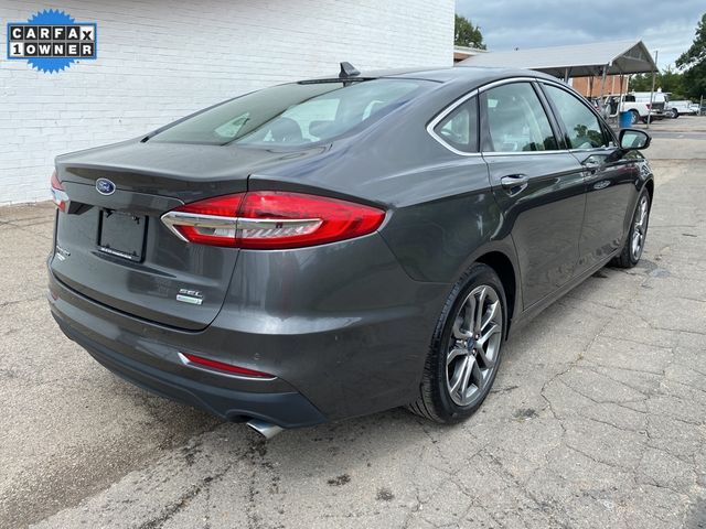 2019 Ford Fusion SEL Madison, NC 1