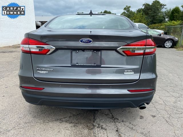 2019 Ford Fusion SEL Madison, NC 2