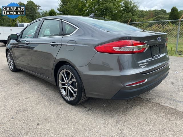 2019 Ford Fusion SEL Madison, NC 3