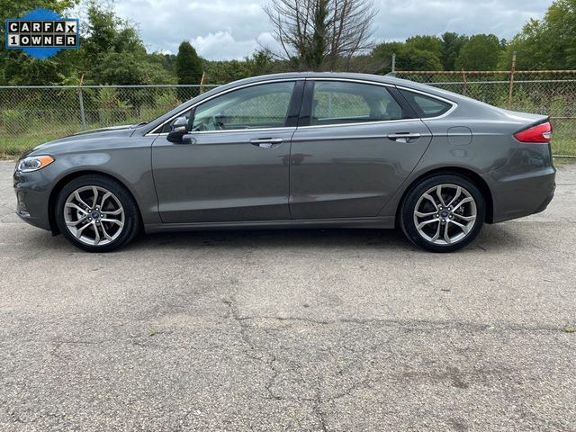 2019 Ford Fusion SEL Madison, NC 4