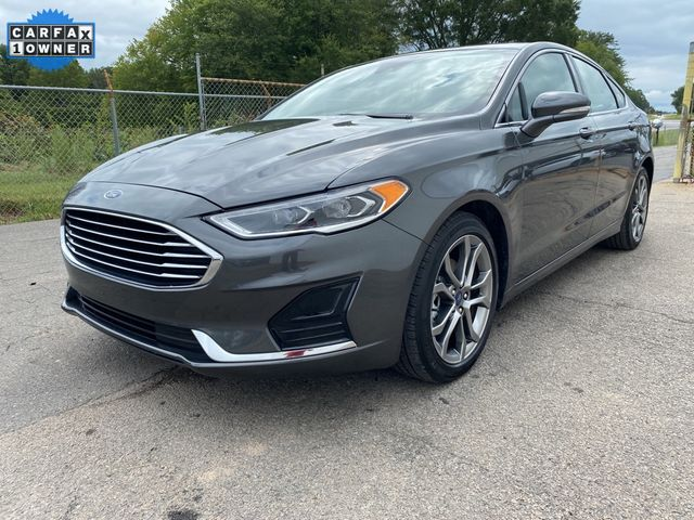 2019 Ford Fusion SEL Madison, NC 5