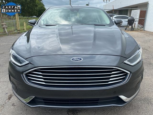 2019 Ford Fusion SEL Madison, NC 6