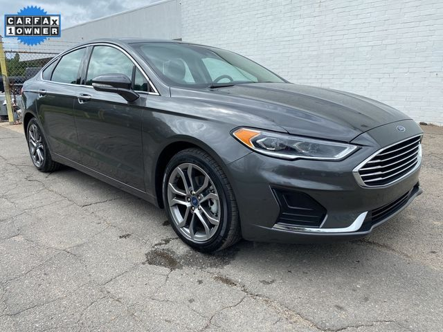2019 Ford Fusion SEL Madison, NC 7