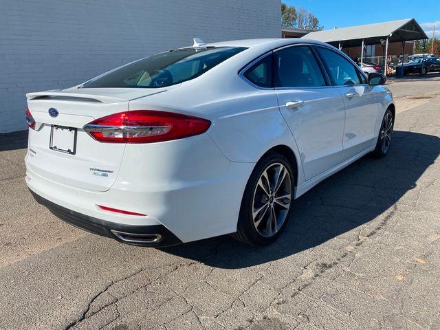 2019 Ford Fusion Titanium Madison, NC 1